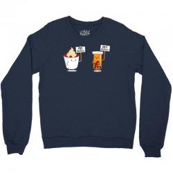 my gut my choice Crewneck Sweatshirt | Artistshot