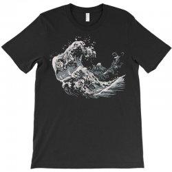 new waves T-Shirt   Artistshot