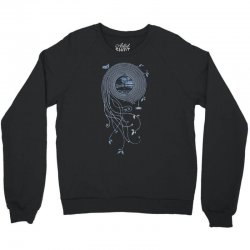 new from entropy records Crewneck Sweatshirt | Artistshot
