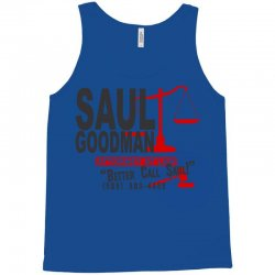 saul goodman law Tank Top | Artistshot