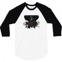 robot zombies! 3/4 Sleeve Shirt | Artistshot