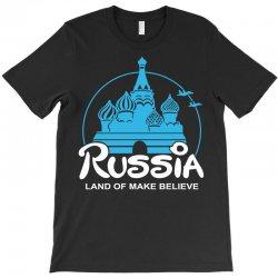 russia T-Shirt | Artistshot