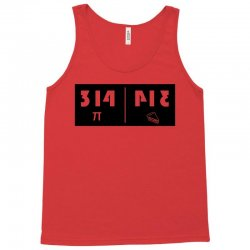 reflections on pi Tank Top | Artistshot