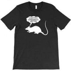 rat funny geek nerd scientific experiments are fun T-Shirt | Artistshot