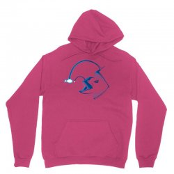 out baby fished Unisex Hoodie | Artistshot