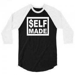 self made drake rick ross 3/4 Sleeve Shirt   Artistshot