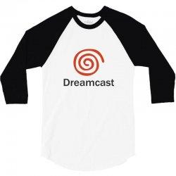 sega dreamcast unisex video game 3/4 Sleeve Shirt | Artistshot