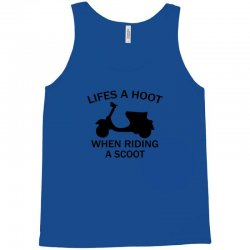 scooter moped Tank Top | Artistshot