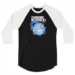 science rules! 3/4 Sleeve Shirt | Artistshot