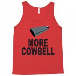 snl more cowbell Tank Top   Artistshot
