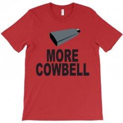snl more cowbell T-Shirt   Artistshot