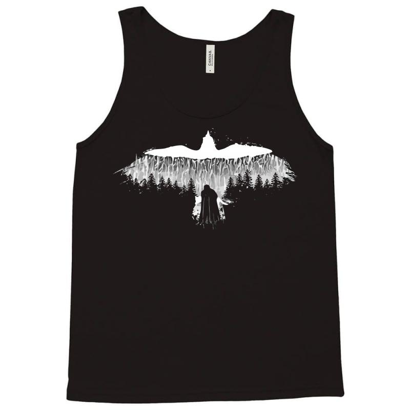 Snow Tank Top | Artistshot
