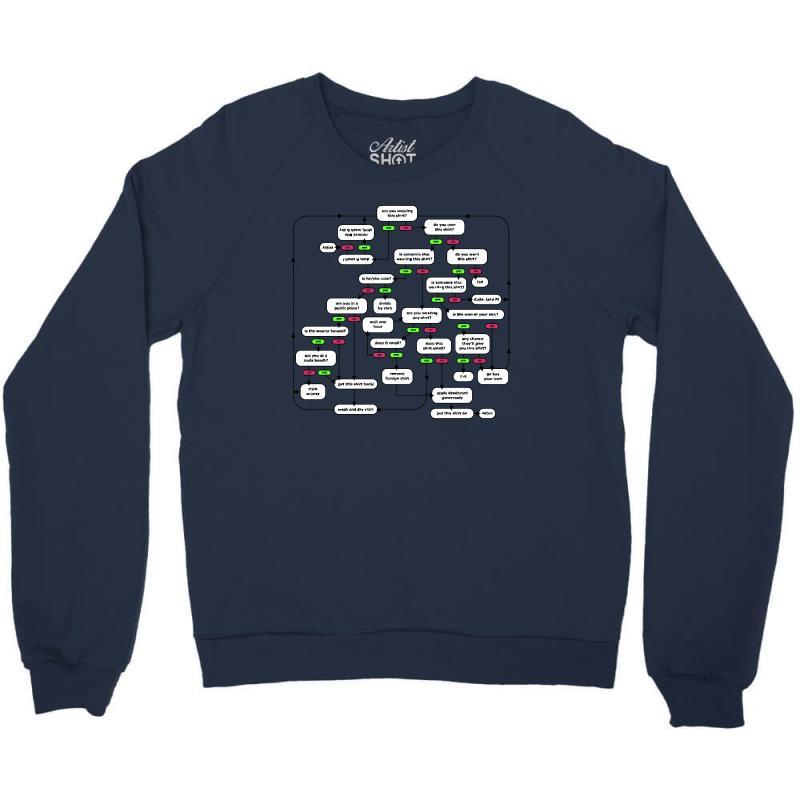 Shirt 101 Crewneck Sweatshirt | Artistshot