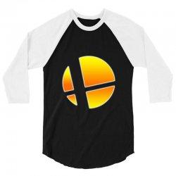 smash 3/4 Sleeve Shirt   Artistshot