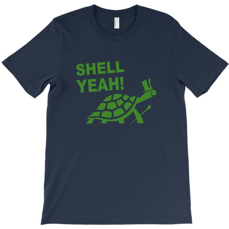 Shell Yeah T-shirt | Artistshot