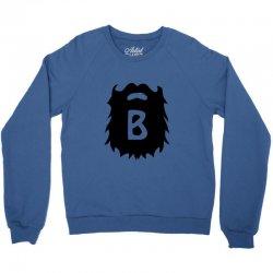 she wants the b Crewneck Sweatshirt | Artistshot