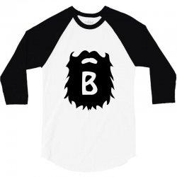 she wants the b 3/4 Sleeve Shirt | Artistshot