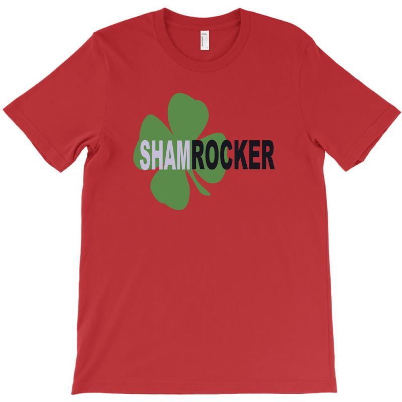 Shamrocker T-shirt   Artistshot
