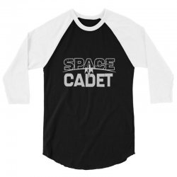 space cadet 3/4 Sleeve Shirt | Artistshot