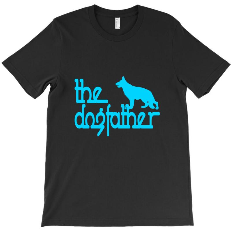The Dogfather German Shepherd T-shirt | Artistshot