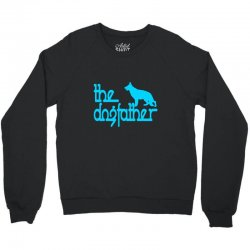 the dogfather german shepherd Crewneck Sweatshirt | Artistshot