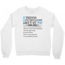 5 Things You Should Know About My Pop Crewneck Sweatshirt | Artistshot