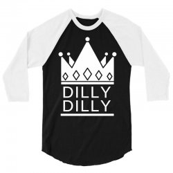 Dilly Dilly 3/4 Sleeve Shirt | Artistshot