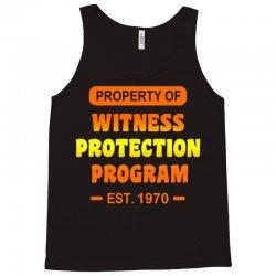 witness protection program Tank Top | Artistshot