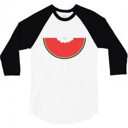 water melon 3/4 Sleeve Shirt | Artistshot