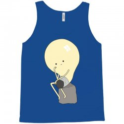 the thinker Tank Top | Artistshot