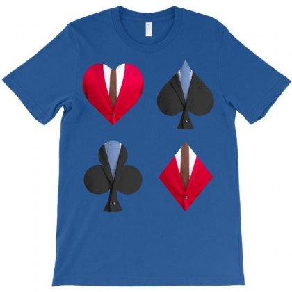 The Suitors T-shirt Designed By Permatasarisekar