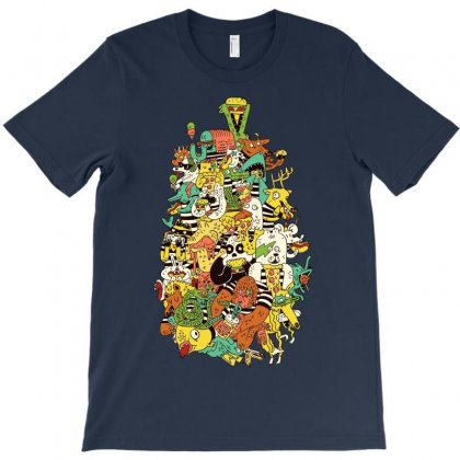 Snack Pack T-shirt Designed By Permatasarisekar