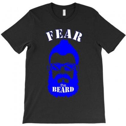 Brian Wilson Fear The Beard Soft T Shirt La Dodgers Los Angeles Mlb Gr T-shirt Designed By Permatasarisekar