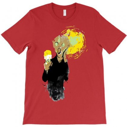 The Ice Scream T-shirt Designed By Permatasarisekar