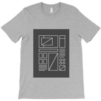 Wireframe T-shirt Designed By Permatasarisekar