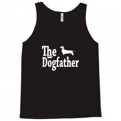 the dogfather dachshund Tank Top   Artistshot