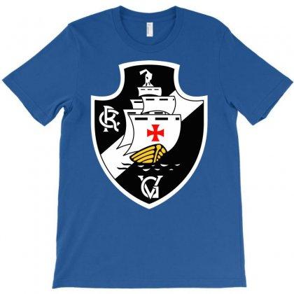 Vasco Da Gama Cr T-shirt Designed By Permatasarisekar