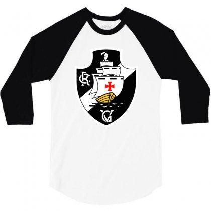 Vasco Da Gama Cr 3/4 Sleeve Shirt Designed By Permatasarisekar