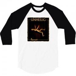 unheilig puppenspiel music 3/4 Sleeve Shirt | Artistshot