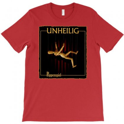 Unheilig Puppenspiel Music T-shirt Designed By Permatasarisekar