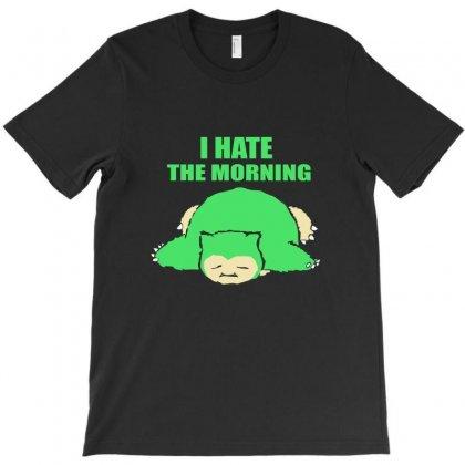 Snore Monster T-shirt Designed By Permatasarisekar