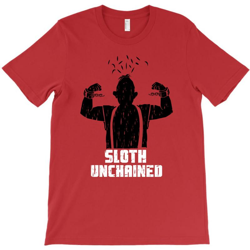 Sloth Unchained T-shirt | Artistshot