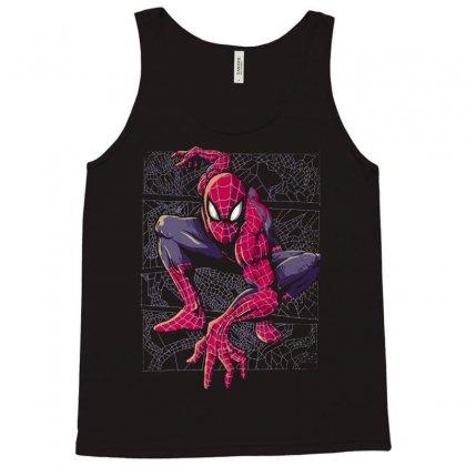 Spider Web Tank Top Designed By Permatasarisekar