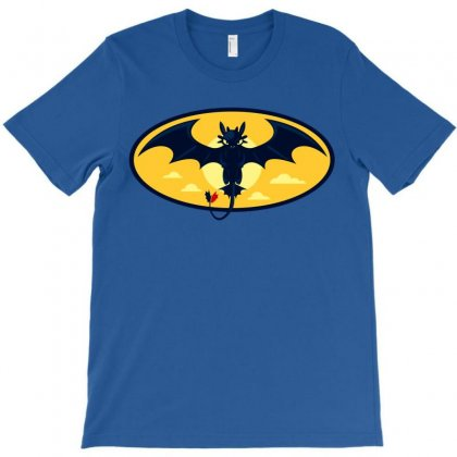 Nightwing T-shirt Designed By Permatasarisekar