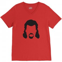 kenny powers mullet V-Neck Tee | Artistshot