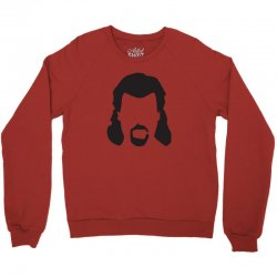 kenny powers mullet Crewneck Sweatshirt | Artistshot