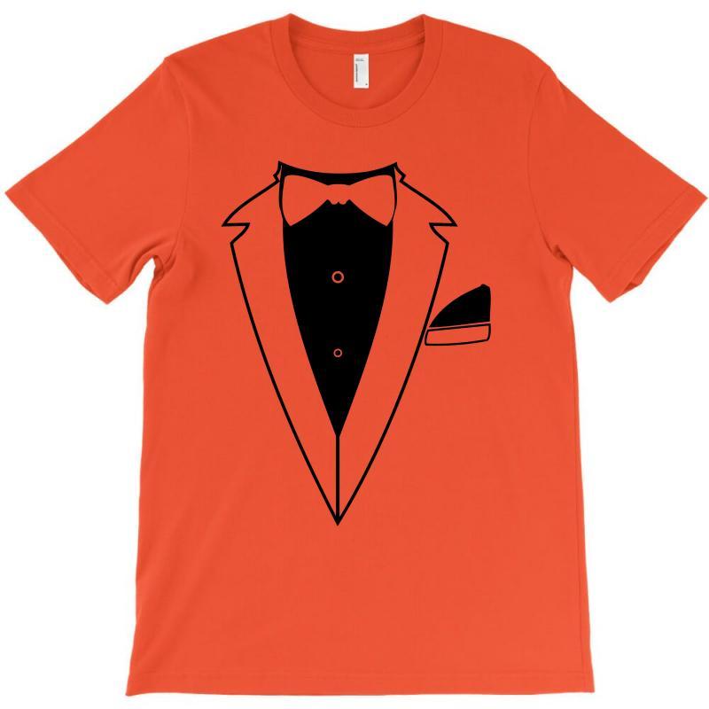Tuxedo T Shirt Wedding T Shirt Funny T Shirt Cool Tshirt Wedding Shirt T-shirt | Artistshot