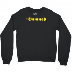 the damned punk Crewneck Sweatshirt   Artistshot