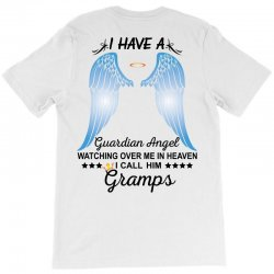 My Gramps Is My Guardian Angel T-Shirt | Artistshot