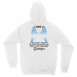My Gramps Is My Guardian Angel Unisex Hoodie | Artistshot